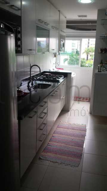 Apartamento a venda 3 quartos  - Apartamento a venda 3 quatos (2 suites) Americas Park Barra da Tijuca - LEAP30006 - 24