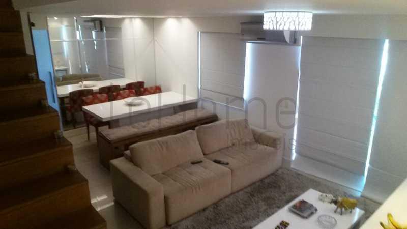 Apartamento a venda 3 quartos  - Apartamento a venda 3 quatos (2 suites) Americas Park Barra da Tijuca - LEAP30006 - 3