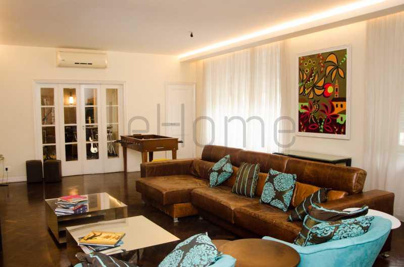 Apartamento a venda 4 quartos  - Apartamento luxo a venda Flamengo 4 quartos - LEAP40001 - 5