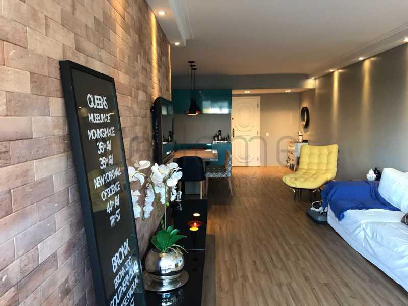 Apartamento a venda barra mare - Apartamento a Venda 3 quartos condomínio barra mares Barra da Tijuca - LEAP30002 - 1