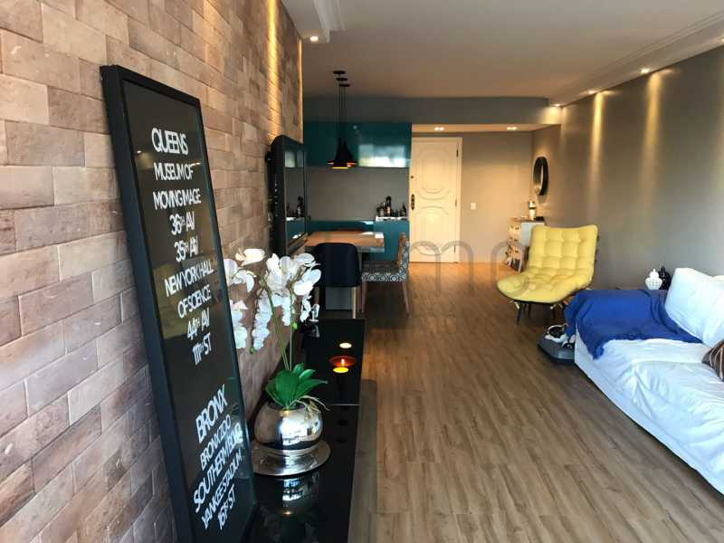 Apartamento a venda barra mare - Apartamento a Venda 3 quartos condomínio barra mares Barra da Tijuca - LEAP30002 - 3