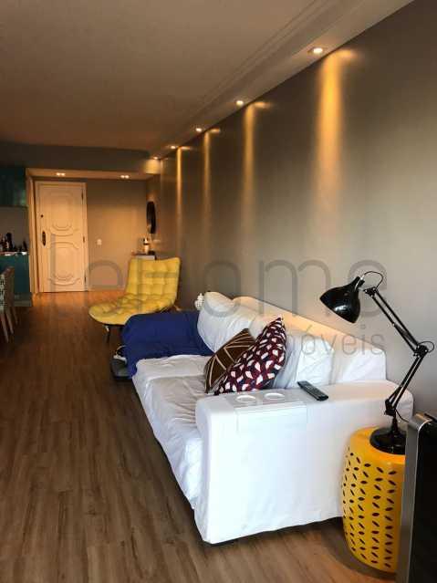 Apartamento a venda barra mare - Apartamento a Venda 3 quartos condomínio barra mares Barra da Tijuca - LEAP30002 - 4