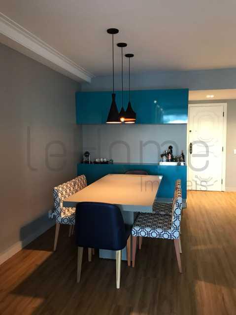 Apartamento a venda barra mare - Apartamento a Venda 3 quartos condomínio barra mares Barra da Tijuca - LEAP30002 - 6