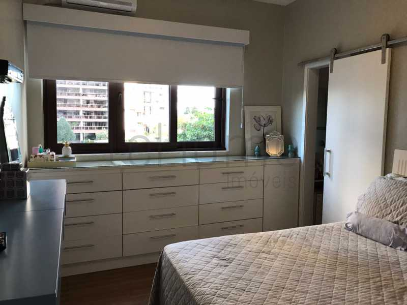 Apartamento a venda barra mare - Apartamento a Venda 3 quartos condomínio barra mares Barra da Tijuca - LEAP30002 - 11
