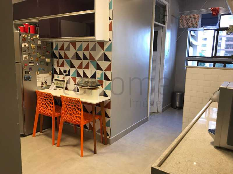 Apartamento a venda barra mare - Apartamento a Venda 3 quartos condomínio barra mares Barra da Tijuca - LEAP30002 - 20