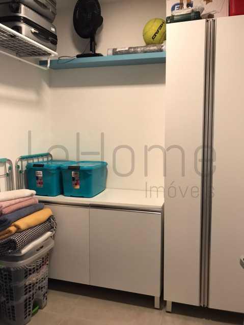 Apartamento a venda barra mare - Apartamento a Venda 3 quartos condomínio barra mares Barra da Tijuca - LEAP30002 - 22