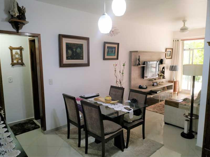 IMG_20190704_160441 - Apartamento Grajaú,Rio de Janeiro,RJ À Venda,2 Quartos,89m² - CGAP20060 - 3