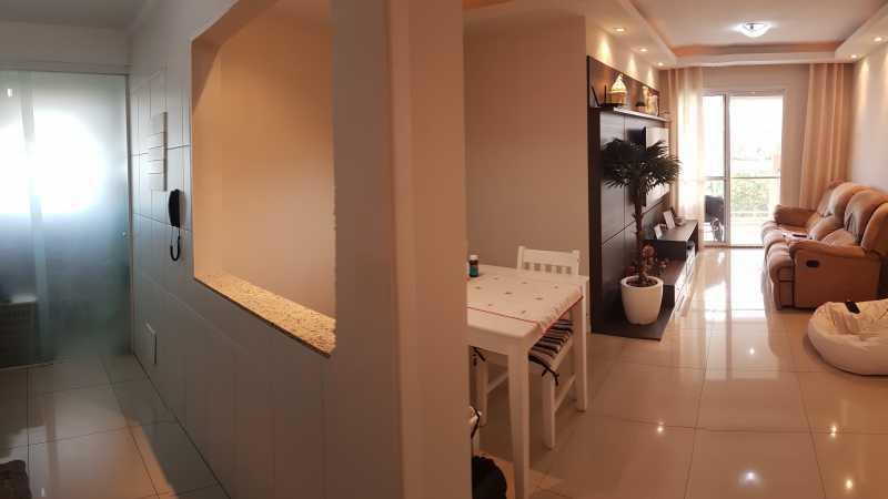 20190718_141147 - Apartamento À Venda - Recreio Dos Bandeirante - Rio de Janeiro - RJ - CGAP30022 - 4