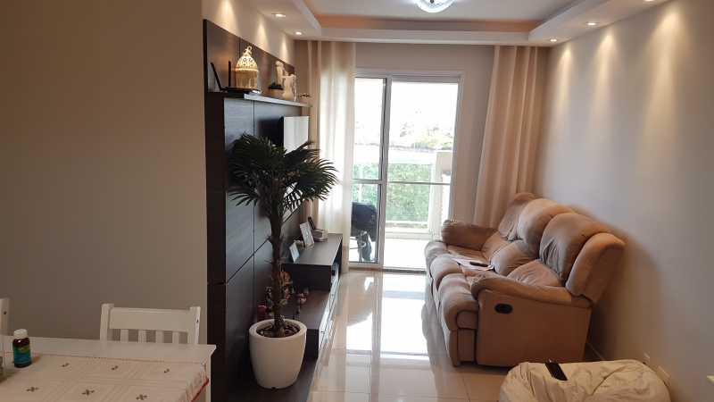 20190718_141154 - Apartamento À Venda - Recreio Dos Bandeirante - Rio de Janeiro - RJ - CGAP30022 - 8