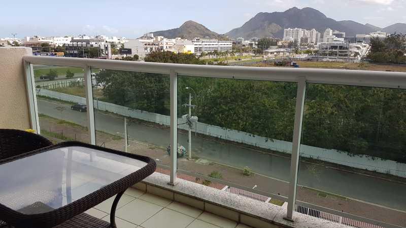 20190718_141223 - Apartamento À Venda - Recreio Dos Bandeirante - Rio de Janeiro - RJ - CGAP30022 - 7
