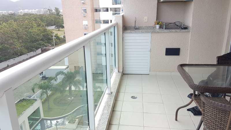 20190718_141245 - Apartamento À Venda - Recreio Dos Bandeirante - Rio de Janeiro - RJ - CGAP30022 - 6