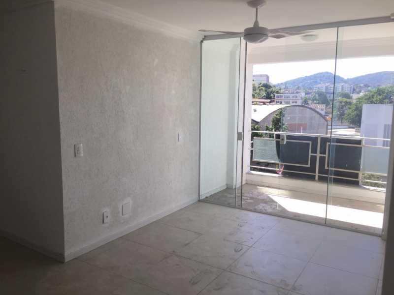 1 - Apartamento Para Venda ou Aluguel - Pechincha - Rio de Janeiro - RJ - CGAP20078 - 1