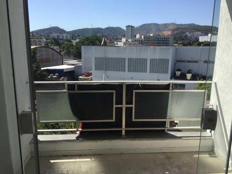 3.1 - Apartamento Para Venda ou Aluguel - Pechincha - Rio de Janeiro - RJ - CGAP20078 - 4
