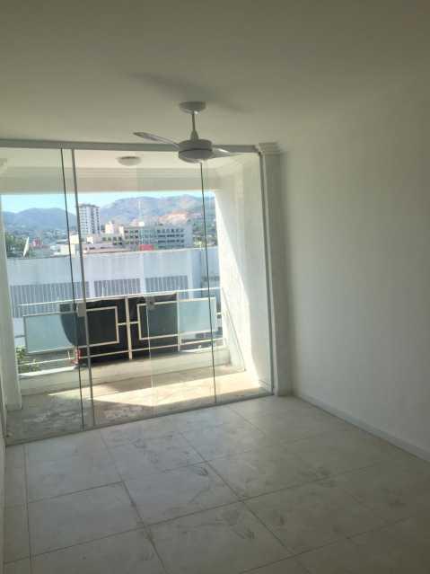 3 - Apartamento Para Venda ou Aluguel - Pechincha - Rio de Janeiro - RJ - CGAP20078 - 6