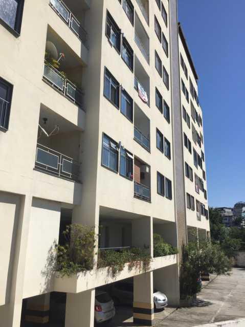 19 - Apartamento Para Venda ou Aluguel - Pechincha - Rio de Janeiro - RJ - CGAP20078 - 18