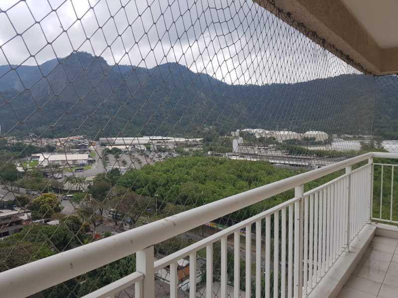 8e169a49-61fc-470f-b25f-172071 - Apartamento À Venda - Curicica - Rio de Janeiro - RJ - CGAP20069 - 3