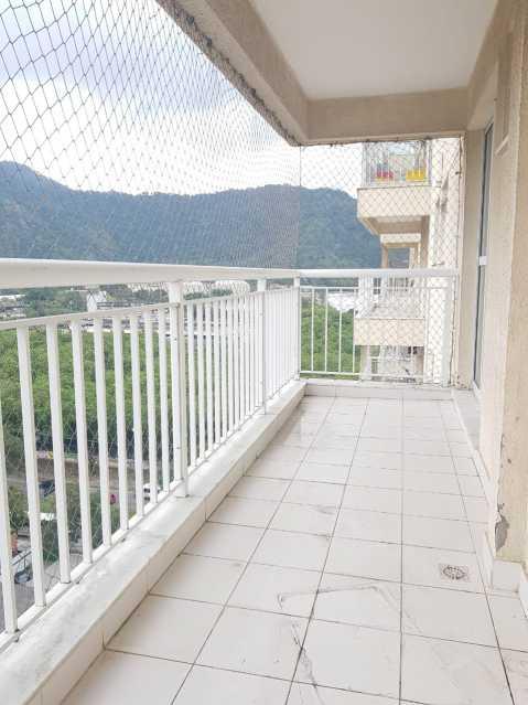 f1e9e80b-5012-4886-a0e1-8858a8 - Apartamento À Venda - Curicica - Rio de Janeiro - RJ - CGAP20069 - 1