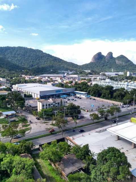 6178e096-effc-4126-9ed1-6ffdf1 - Apartamento 2 quartos para venda e aluguel Curicica, Rio de Janeiro - R$ 190.000 - CGAP20071 - 1