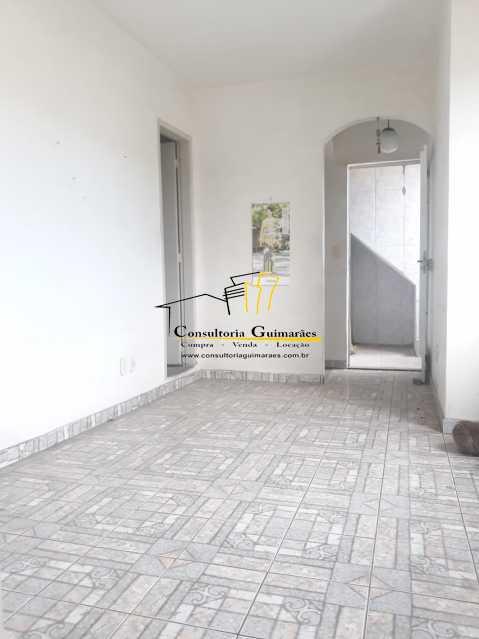 b19a9af5-5cf5-48bb-8a0d-1d3cc1 - Imperdível Casa Sobrado 2 quartos sendo 1 suíte (Quintino) - CGCV20001 - 5