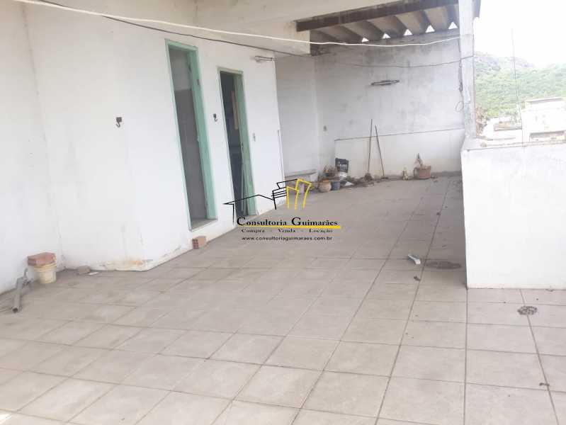 e6bc4438-cb24-4672-aa33-a3e9ce - Imperdível Casa Sobrado 2 quartos sendo 1 suíte (Quintino) - CGCV20001 - 4