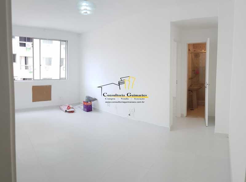 20191016_104419 - Apartamento 1 quarto para alugar Pechincha, Rio de Janeiro - R$ 850 - CGAP10008 - 1