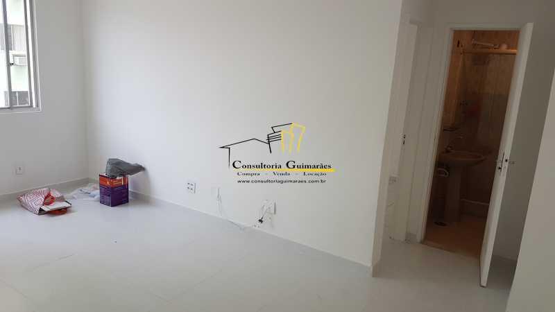 20191016_104426 - Apartamento 1 quarto para alugar Pechincha, Rio de Janeiro - R$ 850 - CGAP10008 - 3