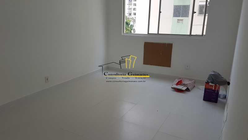 20191016_104452 - Apartamento 1 quarto para alugar Pechincha, Rio de Janeiro - R$ 850 - CGAP10008 - 4