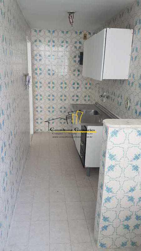 20191016_104742 - Apartamento 1 quarto para alugar Pechincha, Rio de Janeiro - R$ 850 - CGAP10008 - 12