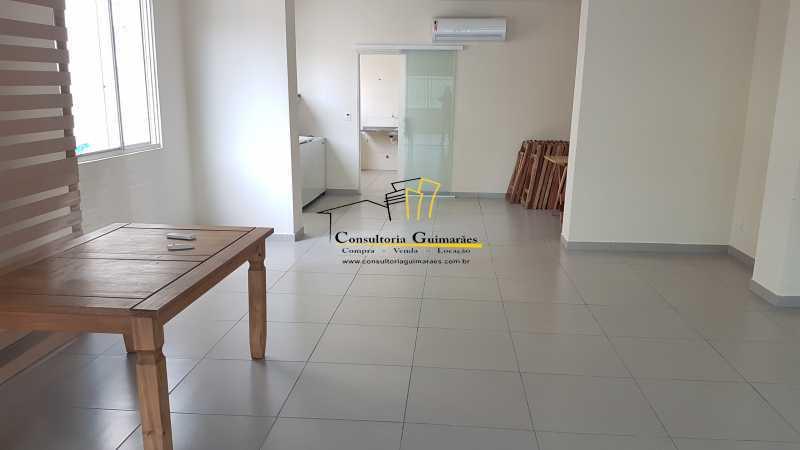 20191016_105948 - Apartamento 1 quarto para alugar Pechincha, Rio de Janeiro - R$ 850 - CGAP10008 - 13
