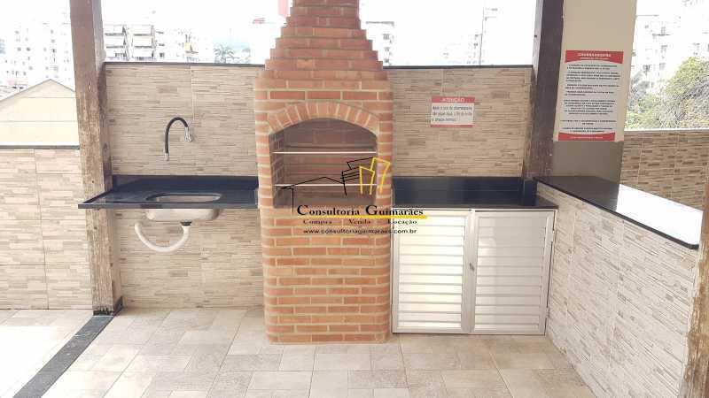 20191016_110047 - Apartamento 1 quarto para alugar Pechincha, Rio de Janeiro - R$ 850 - CGAP10008 - 16