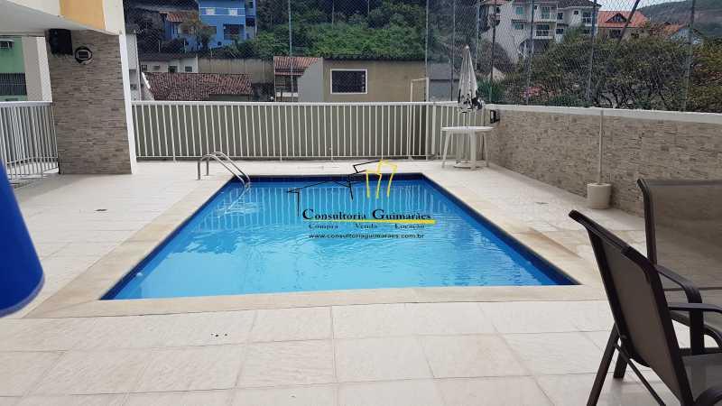 20191016_110057 - Apartamento 1 quarto para alugar Pechincha, Rio de Janeiro - R$ 850 - CGAP10008 - 17