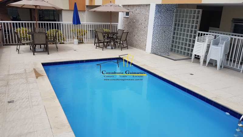 20191016_110222 - Apartamento 1 quarto para alugar Pechincha, Rio de Janeiro - R$ 850 - CGAP10008 - 19
