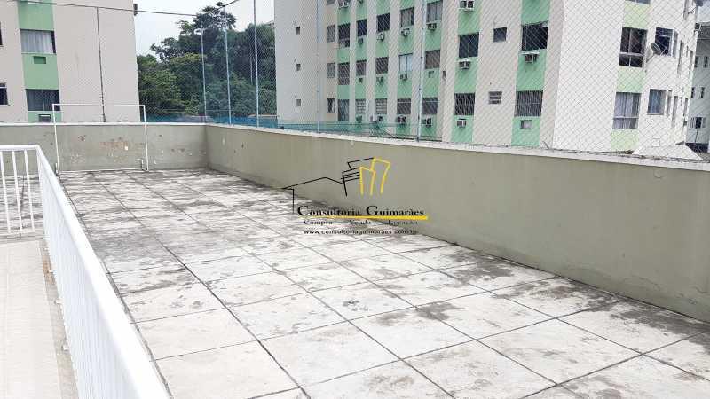 20191016_110228 - Apartamento 1 quarto para alugar Pechincha, Rio de Janeiro - R$ 850 - CGAP10008 - 20