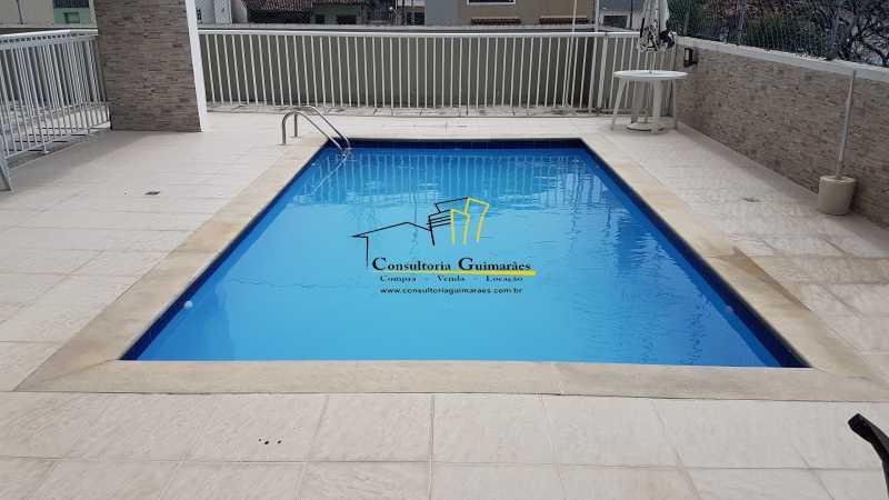 20191016_110252 - Apartamento 1 quarto para alugar Pechincha, Rio de Janeiro - R$ 850 - CGAP10008 - 22