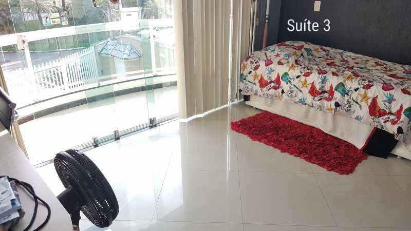 08 1 - Casa em Condominio Rua Ministro Renato Machado,Taquara,Rio de Janeiro,RJ À Venda,4 Quartos,540m² - CGCN40001 - 9