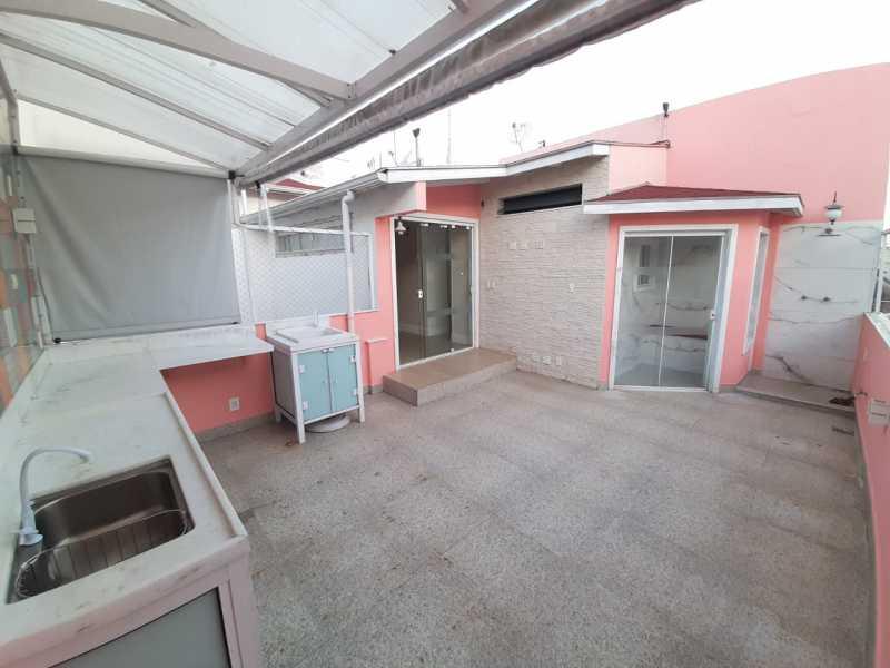 3f097ae0-8a18-49fa-bcb5-8c11e9 - Alugo Linda Cobertura Duplex, 3 suítes, sauna, jacuzzi e varandão gourmet - CGCO30006 - 17