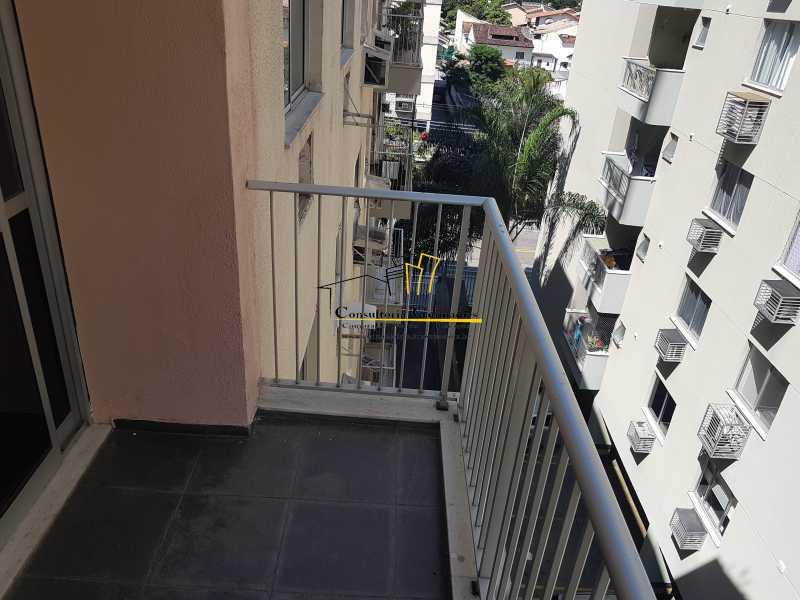 20200402_102751 - Apartamento 2 quartos para alugar Taquara, Rio de Janeiro - R$ 900 - CGAP20111 - 6