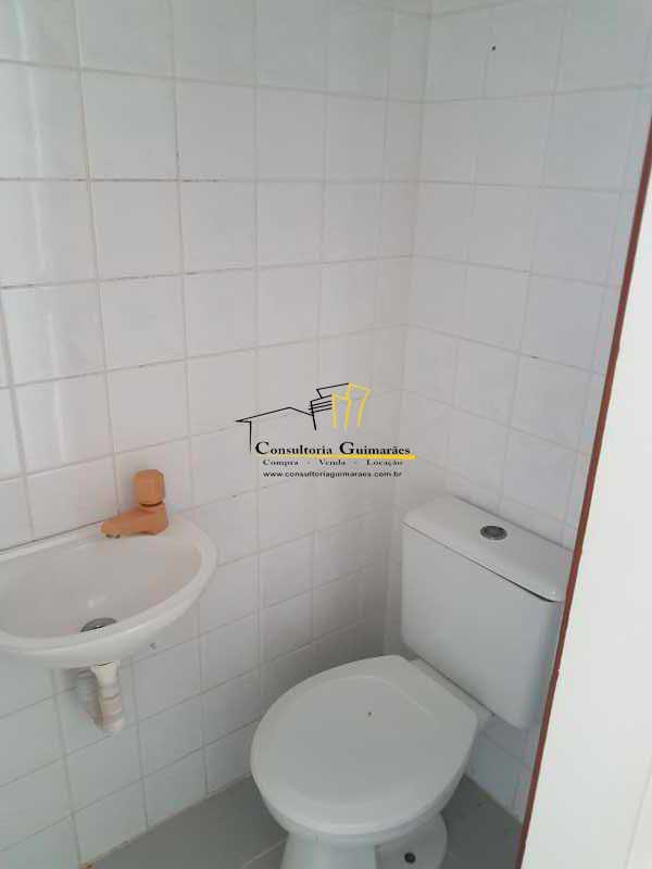 20200402_102821 - Apartamento 2 quartos para alugar Taquara, Rio de Janeiro - R$ 900 - CGAP20111 - 9