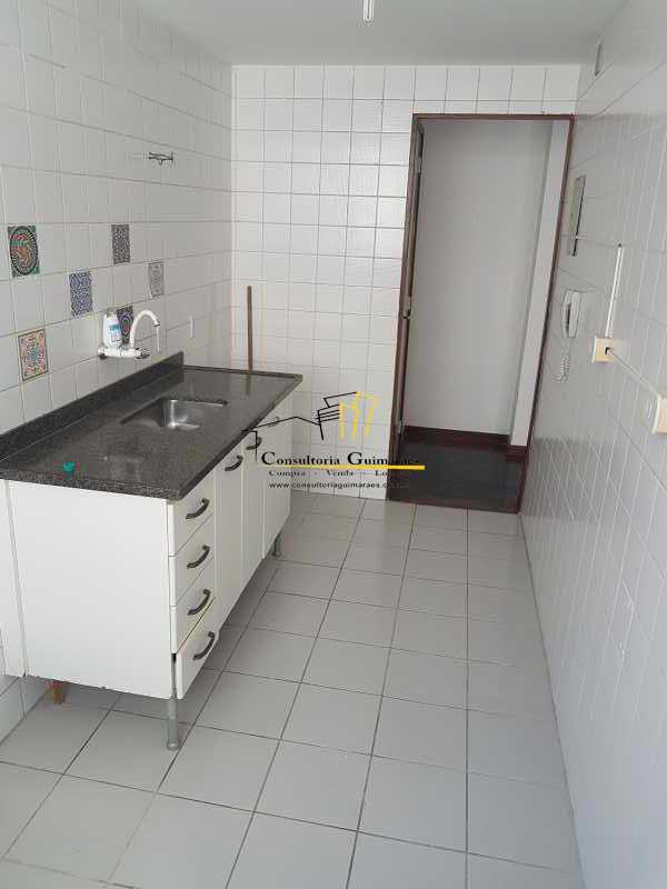 20200402_102833 - Apartamento 2 quartos para alugar Taquara, Rio de Janeiro - R$ 900 - CGAP20111 - 10