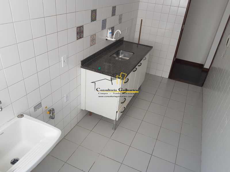 20200402_102839 - Apartamento 2 quartos para alugar Taquara, Rio de Janeiro - R$ 900 - CGAP20111 - 20