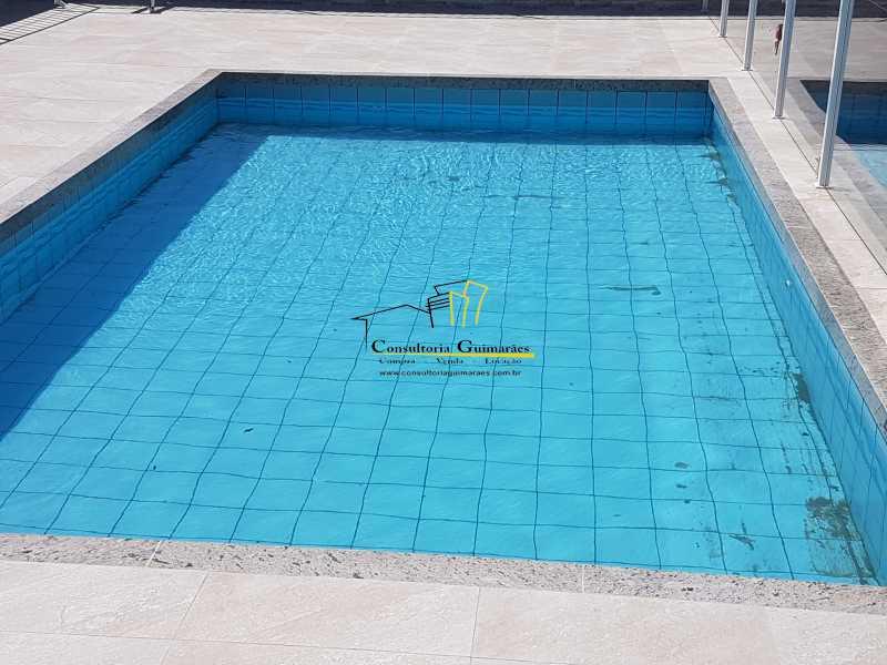 20200402_105333 - Apartamento 2 quartos para alugar Taquara, Rio de Janeiro - R$ 900 - CGAP20111 - 30