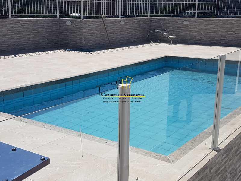 20200402_105344 - Apartamento 2 quartos para alugar Taquara, Rio de Janeiro - R$ 900 - CGAP20111 - 31