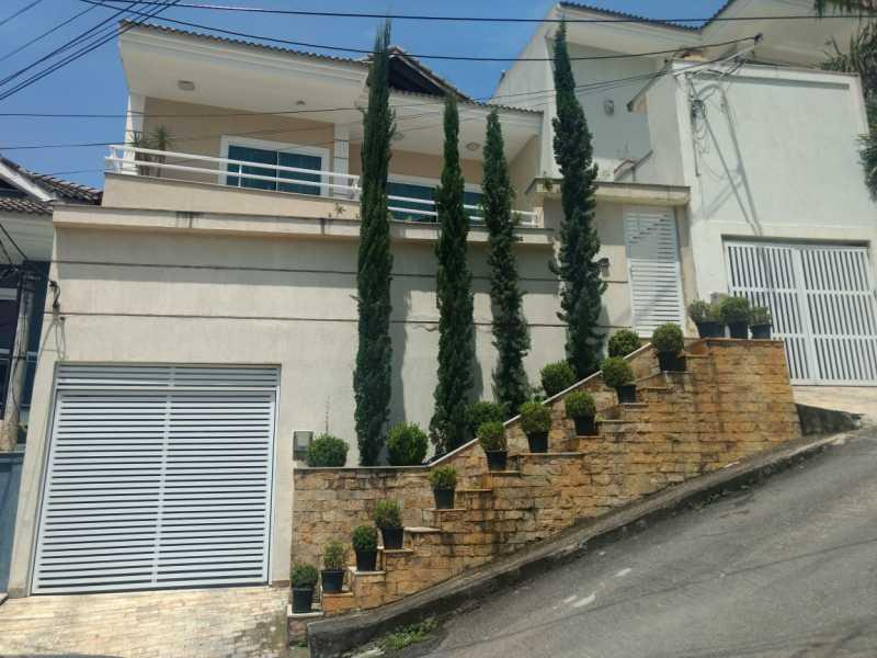 5d58843c-b7b3-48de-bc46-9d1667 - Casa em Condomínio 4 quartos à venda Taquara, Rio de Janeiro - R$ 900.000 - CGCN40009 - 1