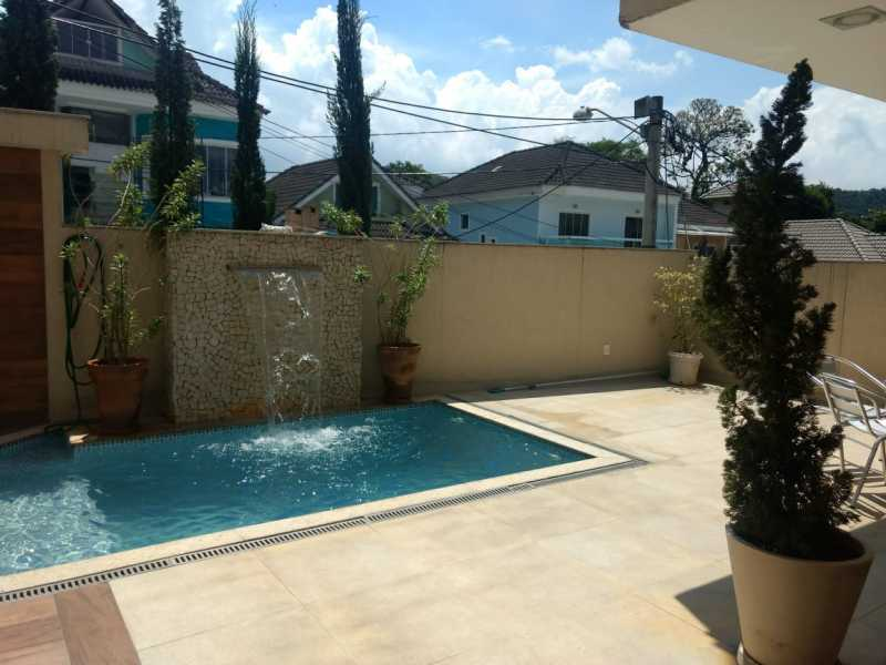 9e34078a-36c2-4bae-9781-f8c8de - Casa em Condomínio 4 quartos à venda Taquara, Rio de Janeiro - R$ 900.000 - CGCN40009 - 3