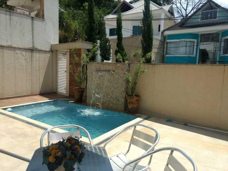 ce84aa99-a6c3-4991-9b30-8e6db8 - Casa em Condomínio 4 quartos à venda Taquara, Rio de Janeiro - R$ 900.000 - CGCN40009 - 20