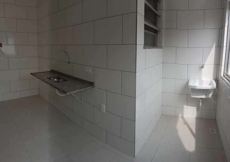 20190502_133612 - Casa de Vila 3 quartos para venda e aluguel Riachuelo, Rio de Janeiro - R$ 290.000 - CGCV30004 - 7