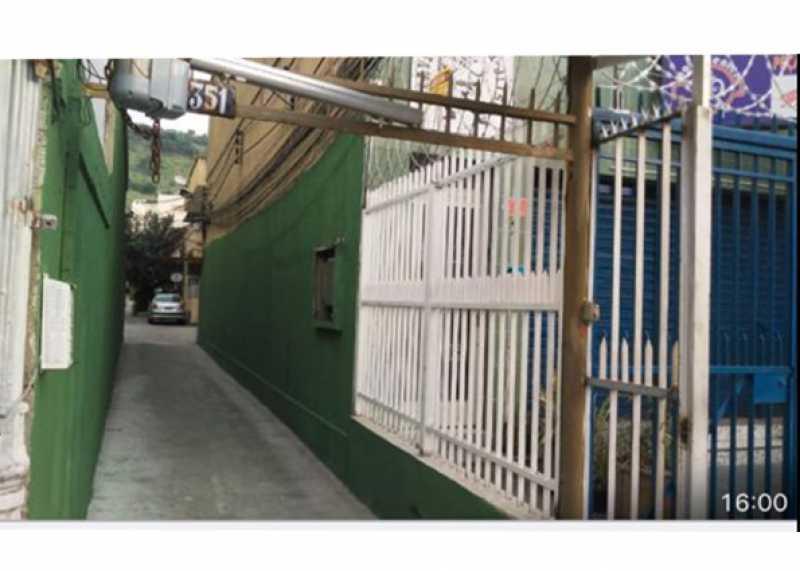 entrada 3 - Casa de Vila 2 quartos para venda e aluguel Riachuelo, Rio de Janeiro - R$ 250.000 - CGCV20004 - 3