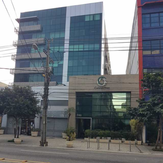 zap4 - Sala Comercial 26m² para alugar Freguesia (Jacarepaguá), Rio de Janeiro - R$ 800 - CGSL00005 - 1