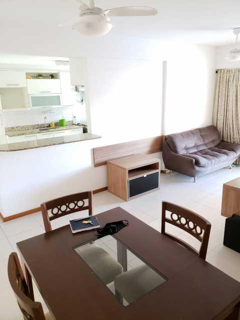 746c34da-ce59-461b-922d-333fa7 - Alugo Lindo Apartamento 3 quartos (1 suíte), Mobiliado, Recreio (Barra Bonita) - CGAP30042 - 4
