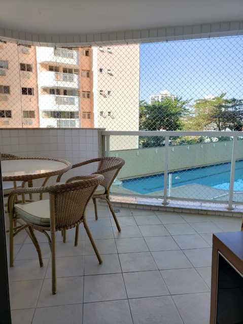 999904ec-12a7-461a-affa-606654 - Alugo Lindo Apartamento 3 quartos (1 suíte), Mobiliado, Recreio (Barra Bonita) - CGAP30042 - 13